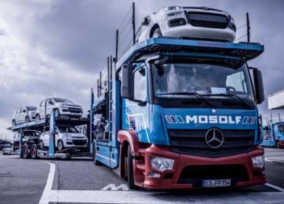 Mosolf car carrier