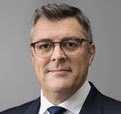 Eddie Aston, MD UK, Ireland and Nordic (UKIN) region, Ceva Logistics