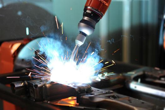 Gestamp welding process