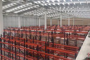 Seko Logistics' new distribution centre in Mexico