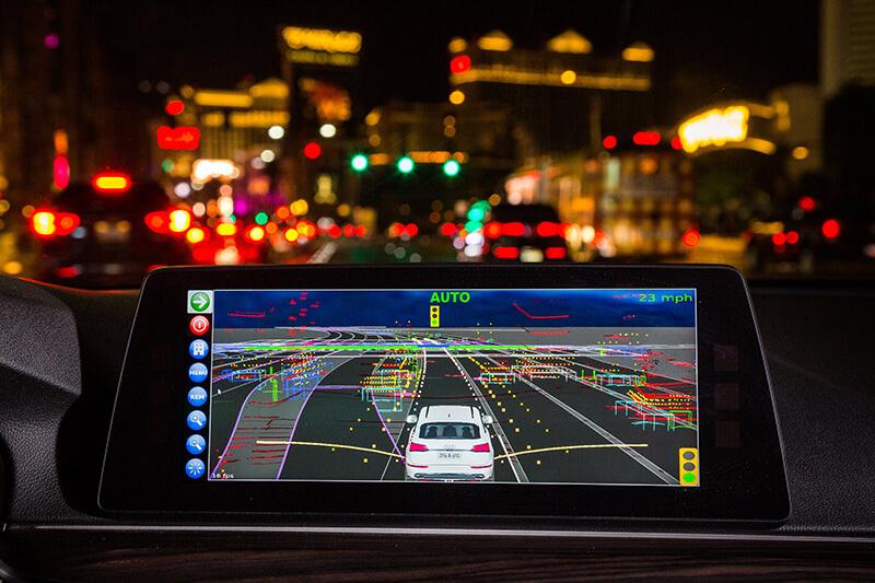 Aptiv automated driving