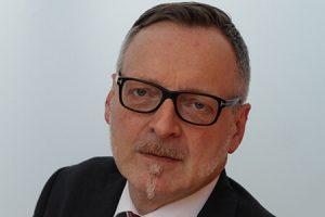 Dirk Nolte, COO, DB Cargo UK