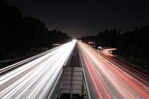Road transport movements