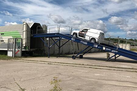Automotive-carriers