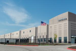 DTNA parts distribution centre, Iowa