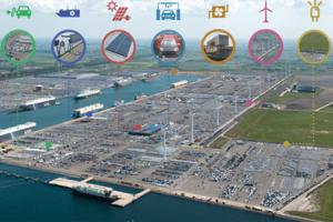 ICO Zeebrugge