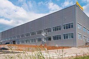 Continental Trutnov plant, Czech Republic
