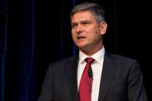 Peter Koltai, head of transport logistics, Audi AG