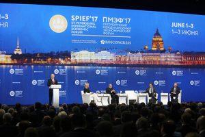 St Petersburg Economic Forum