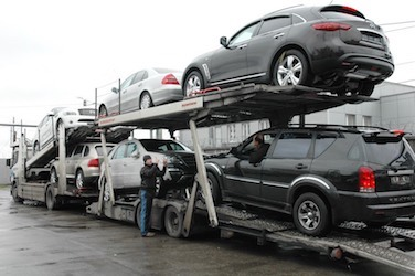 Automotive carrier, Russia