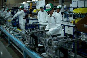 Honda engine plant, Mexico