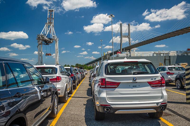 Ports America Savannah
