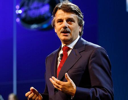 Ralf Speth, CEO of JLR