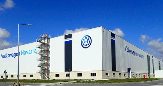 VW Navarra plant, Spain