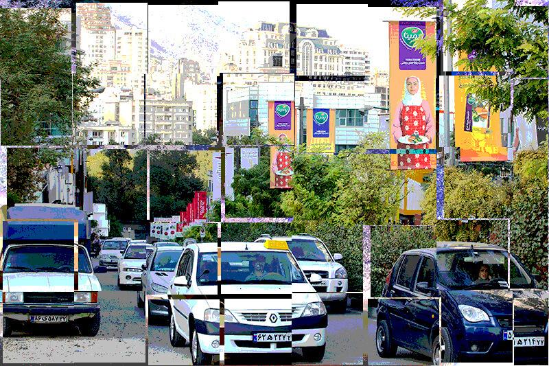 Renault Logan Tondar Teheran, Iran