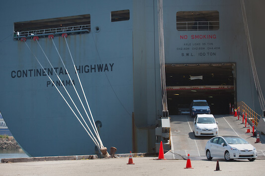 Port of Long Beach, US