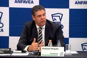 Anfavea president, Antonio Megale