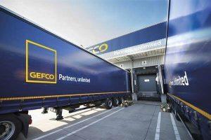 Gefco trucks