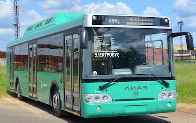 Liaz electric bus