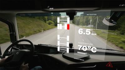 Volvo Trucks Uptime diagnostics
