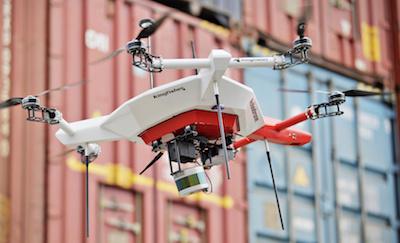 Skoda drone