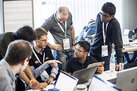 Audi-Smart-Factory-Hackathon