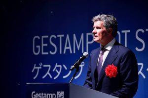 Gestamp executive chairman, Francisco Riberas