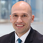 Marco Weiss, head of new mobility and innovations for VW