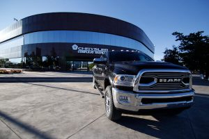 RAM at FCA Saltillo site in Mexico