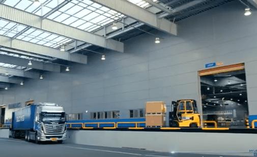 Hyundai Glovis logistics