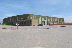 PSA plant in Namibia