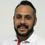 Sandro Santos, Nissan's outbound logistics manager in Brazil