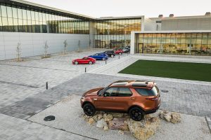 JLR's €1.4 billion assembly plant in Nitra, Slovakia