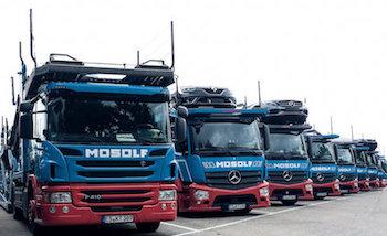 Mosolf truck fleet