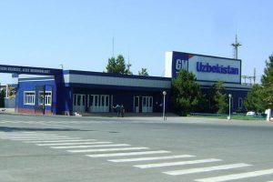 GM Uzbekistan Asaka