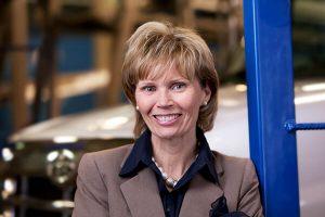 Kathleen McCann United Road Services, executive chairman