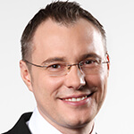 Audi's head of logistics, Adam Molnar
