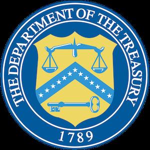 US Treasury logo