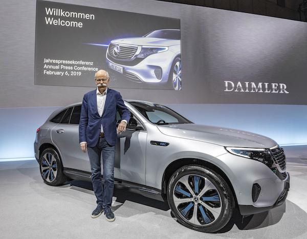 Dieter Zetsche, CEO, Daimler
