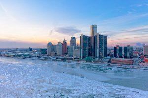 Frozen Detroit