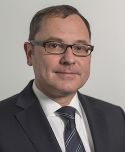 Jürgen Mues, COO, Imperial Logistics International