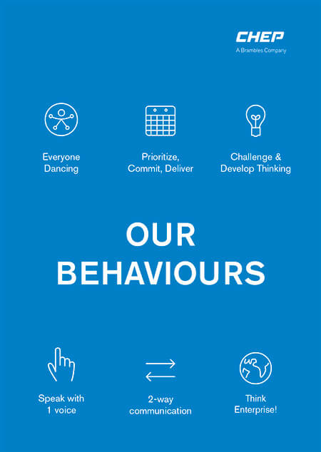 Chep Our Behaviours
