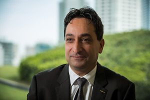Peyman Kargar, senior vice-president and chairman of the Africa, Middle East and India region for Nissan