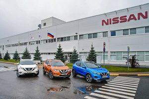 Nissan Qashqai Russia