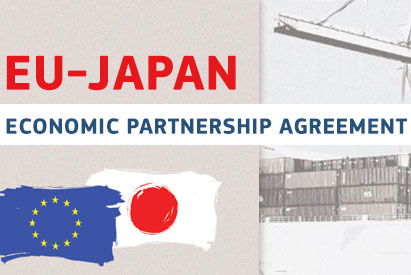 EU-Japan Economic Partnership Agreement banner
