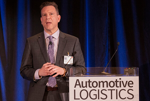 George Grahovac, Honda of America's new senior manager at its North America Operations Office