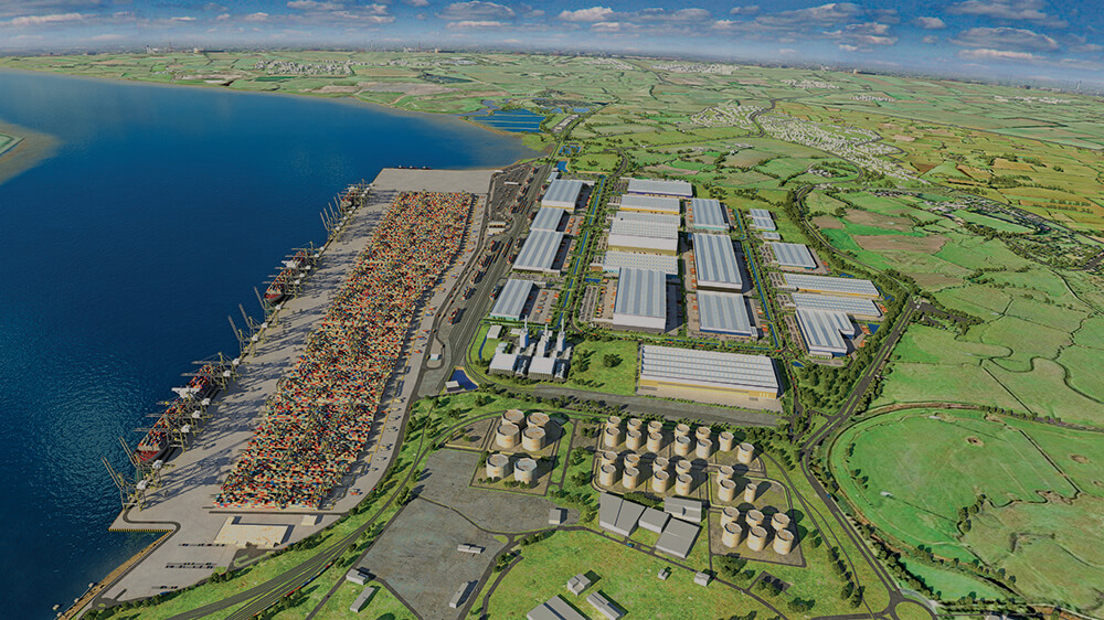 London Gateway proposed port