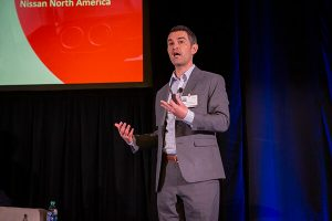 Rick Levitin, senior manager of customer experience and technology, Nissan North America