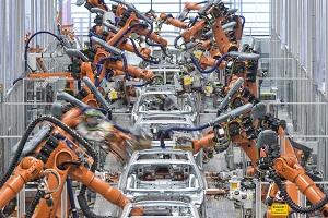 Audi A3 Sportback bodyshop