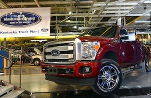 Super Duty, Ford Kentucky
